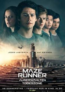 Gewinnspiel | Maze Runner - Die Auserwählten in der Todeszone