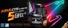 GIGABYTE veröffentlicht die neuen Z390 AORUS Gaming Motherboards