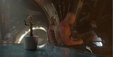 GUARDIANS OF THE GALAXY und Baby-Groot rocken die deutschen Kinocharts
