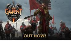 GWENT-Erweiterung Iron Judgment jetzt verfügbar - iOS-Fassung erscheint am 29. Oktober