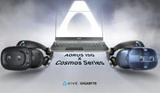 HTC VIVE und GIGABYTE Technology verkünden Partnerschaft