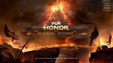 In-Game Event: For Honor Season VII: Storm and Fury, Reigning Inferno beginnt heute