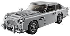 James Bond<sup>™</sup> Aston Martin DB5 - Kultauto von 007 als LEGO Modell