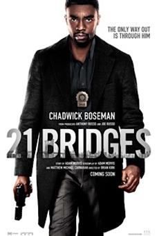 Trailer zu 21 Bridges