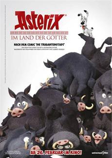 Gewinnspiel | Asterix - Die Trabantenstadt