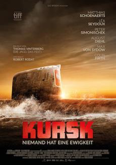 KURSK - Ab 6. Januar Digital und 23. Januar 2020 auf DVD und Blu-ray