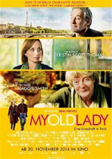 DVD-VÖ | MY OLD LADY: Dame Maggie Smith feiert bald runden Geburtstag