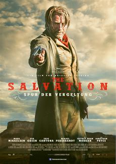 Kinostart | Mikkelsen & Persbrandt - zwei skandinavische Charakterköpfe im Wilden Westen - THE SALVATION