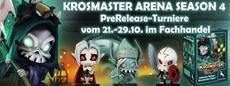 Krosmaster - Figuren aus dem Jenseits