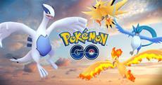 Legendäre Pokémon in Pokémon GO erschienen