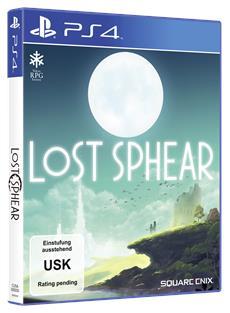 LOST SPHEAR erscheint am 23. Januar 2018 für PS4, Switch und PC