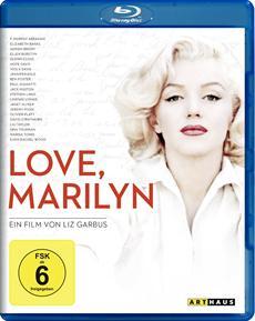 Magisches Porträt einer Ikone unserer Zeit: ARTHAUS veröffentlicht die faszinierende HBO-Dokumentation LOVE, MARILYN
