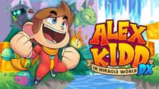 Merge Games Revives a Platforming Legend With Alex Kidd in Miracle World DX