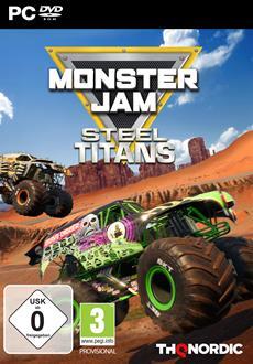 Monster Jam Steel Titans - Veröffentlichungsstermin und Start der Vorbestellungen