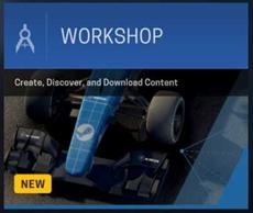 Motorsport Manager ab sofort mit Steam Workshop-Unterstützung - Design-Wettbewerb mit £1.000-Preisgeld gestartet