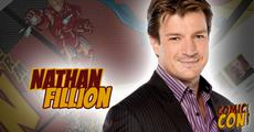 Nathan Fillion besucht Comic Con Germany