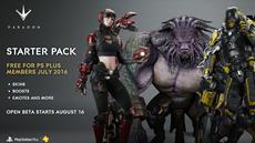 Paragon   Das Starter Pack im Juli kostenlos für PlayStation Plus Mitglieder