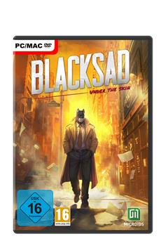 Blacksad: Under the Skin - Offizielles Making-of und neuer Releasetermin