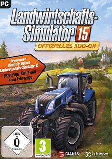 Landwirtschafts-Simulator 15 - 2. Offizielles Add-On