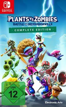 Plants vs. Zombies: Schlacht um Neighborville kommt am 19. März für die Switch