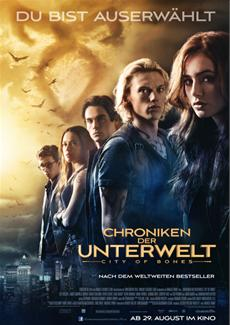 Preview (Kino): Chroniken der Unterwelt - City of Bones