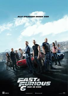 Preview (Kino): FAST & FURIOUS 6