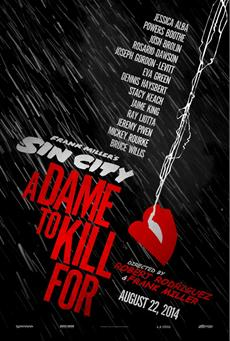 Preview (Kino): Sin City 2 - A Dame to Kill For (OV, 3D)