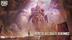 """PUBG Mobile enthüllt """"Ancient Secret""""-Spezialmodus und neues Arena-Gameplay auf der allerersten Indoor-Karte"""