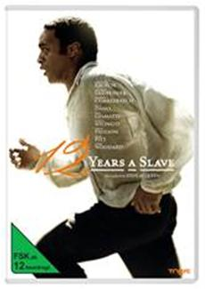 12 YEARS A SLAVE - DVD- und Blu-ray-Release 16.05.2014
