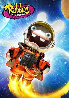 Rabbids Big Bang - Ab dem 17. Oktober erhältlich