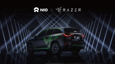 Razer und NIO legen Grundstein für Chroma RGB Ambiente-Beleuchtung in smarten Elektrofahrzeugen