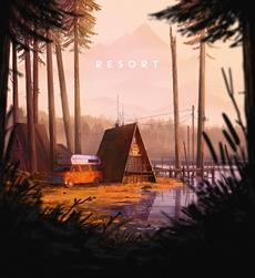 RESORT | Reveal Trailer und Steam-Seite online