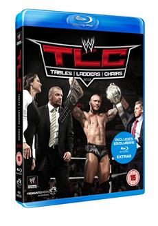 Review (BD): WWE TLC - Tables, Ladders and Chairs 2013