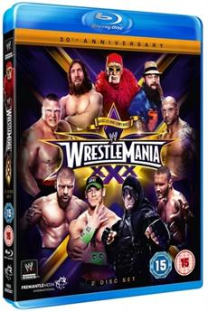 Review (BD) : WWE Wrestlemania XXX