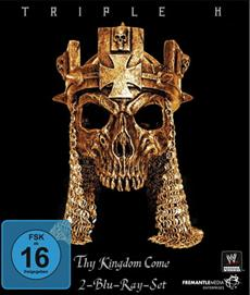 Review (Blu-Ray): Triple H - Thy Kingdom Come