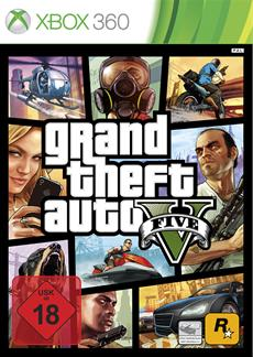 Review (Xbox 360): Grand Theft Auto V (GTA V)
