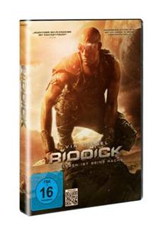 RIDDICK is back (mit Vin Diesel): ab 14.02. auf DVD/BD