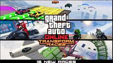 Rockstar Games News: 16 neue Verwandlungsrennen,