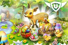 Sammeln, pflanzen, dekorieren - die Oster-Events bei upjers