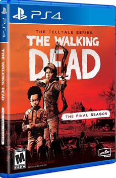 Skybound kündigt Retail-Version der finalen Staffel von The Walking Dead - The Telltale Series an