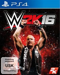 2K kündigt mitreißenden WWE<sup>®</sup> 2K16-Soundtrack an