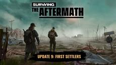 Surviving the Aftermath - Neues Update verbessert Early-Game-Features und bringt Viehzucht ins Spiel