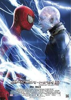 """THE AMAZING SPIDER-MAN 2: RISE OF ELECTRO: Event-Clip zur """"Earth Hour"""" in Berlin"""