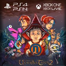 The Book of Unwritten Tales 2 - auf Konsolen verfügbar
