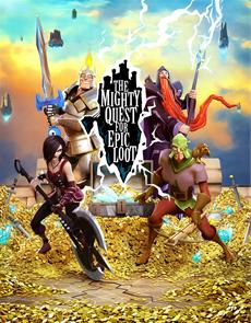The Mighty Quest for Epic Loot geht in die Open Beta