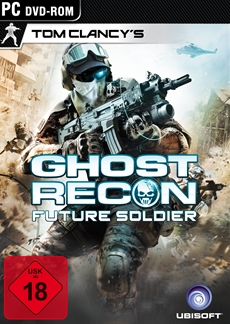 TOM CLANCY'S GHOST RECON FUTURE SOLDIER: ERSCHEINT AM 14. JUNI FÜR DEN PC