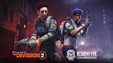 Tom Clancy's The Division 2 feiert 25-jähriges Jubiläum von Resident Evil mit Crossover-Event