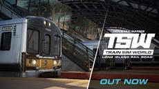Train Sim World<sup>®</sup>: Long Island Rail Road ist jetzt auf Steam erhältlich