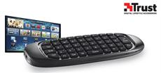 Trust stellt Wireless TV Keyboard & Air Mouse vor
