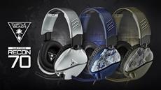 Turtle Beach Gaming-Headset Recon 70 bekommt drei neue Farben